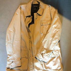 Vintage Nautica Long Jacket Size Large